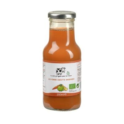 Jus de pommes-canneberges bio 1L