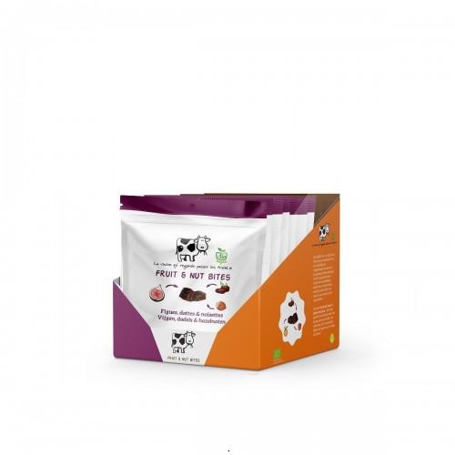 Abricots séchés bio 200 g (La vache) dlc 04/04/2021
