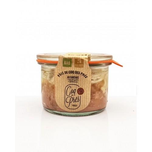 Pâté Shiitake 125 g(Coq des Prés)