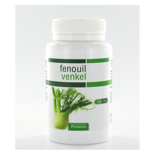 Fenouil 120 gélules (Purasana)
