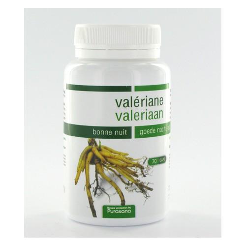Valériane 70 gélules (Purasana)