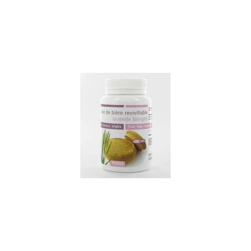 Levende biergist 250 mg  (Purasana)