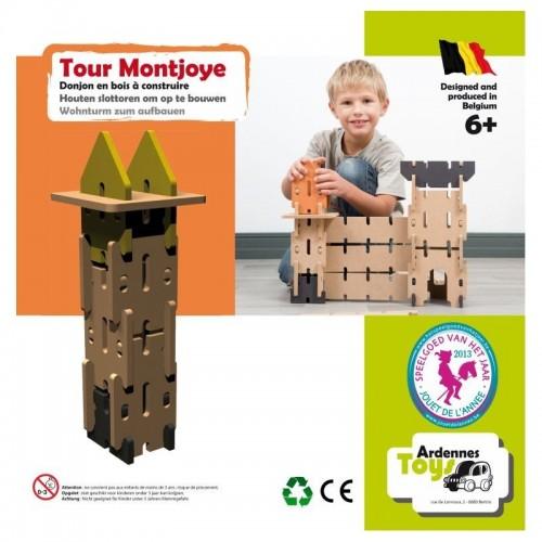 De Toren van Montjoye, 13 delig - 6+ (Ardennes toys)