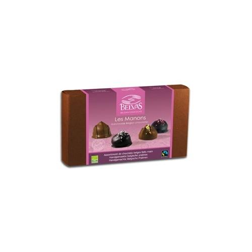 Les manons bio&Fairtrade 100 g (Belvas)