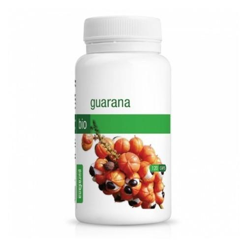 Guarana BIO 120 gélules (Purasana)