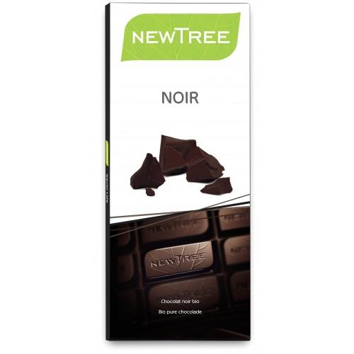 Chocolat noir bio (72% cacao) - NewTree
