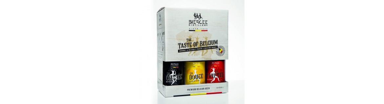 Geschenkverpakkingen bieren