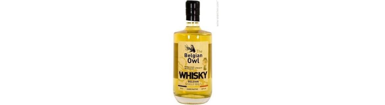 Rhum et whisky